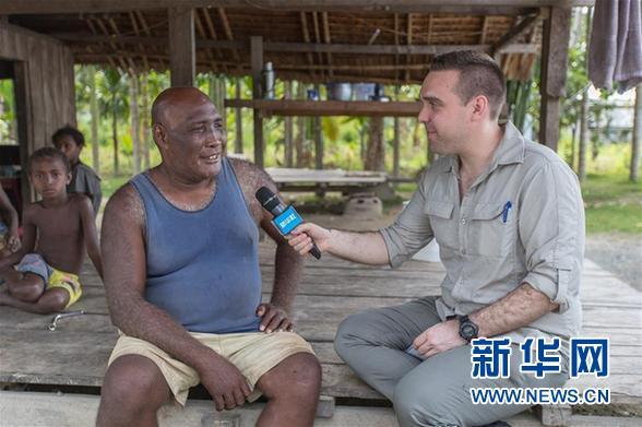 (國際·圖文互動)(2)通訊:中資企業在所羅門群島架起友誼之橋