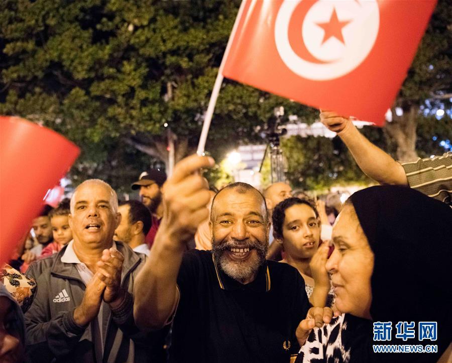 (國際)(6)出口民調顯示賽義德在突尼斯總統選舉中獲勝