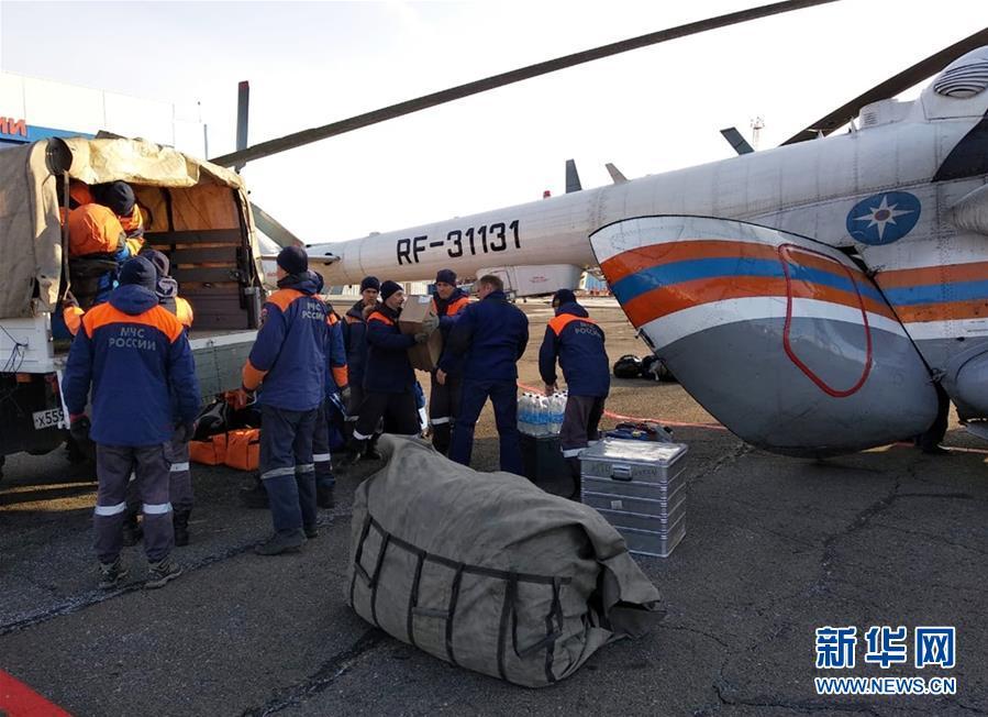 (國際)(1)俄羅斯一水壩垮塌致至少6人死亡