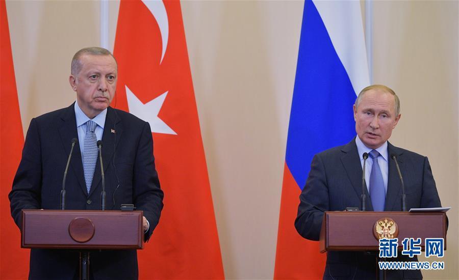 (國際)(2)俄土就敘利亞北部局勢簽署諒解備忘錄