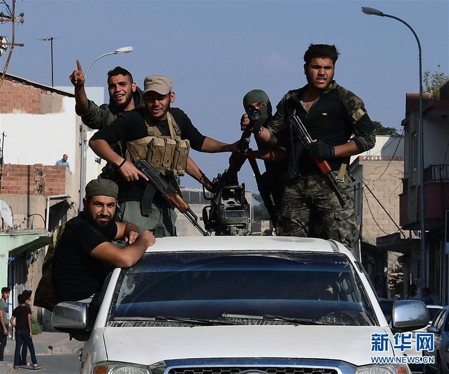 (国际)(3)土耳其表示目前在叙北部地区无需进行新行动