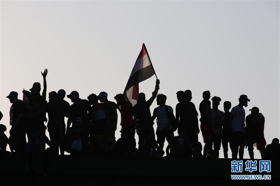 (国际)(2)伊拉克新一轮示威抗议死亡人数升至63人