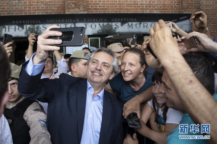 (国际)(4)费尔南德斯当选阿根廷总统