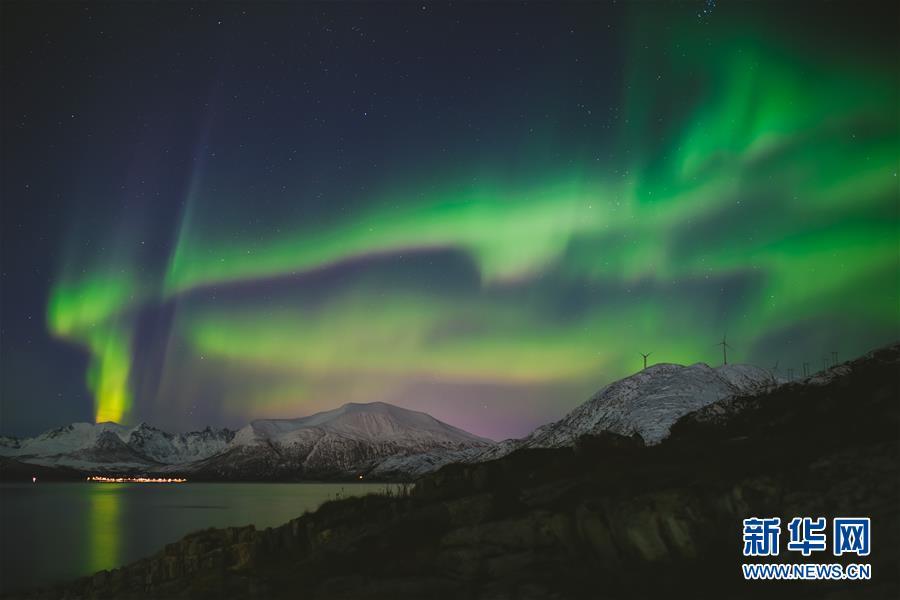 (國際)(1)挪威:絢爛北極光
