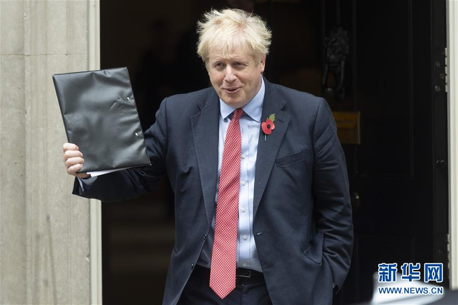 (国际)(3)英国议会下院通过提前大选法案