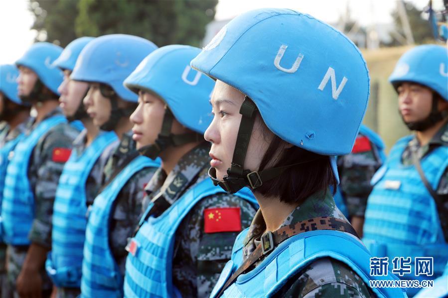 (国际·图文互动)(3)她们在雷场成长——记中国赴黎维和扫雷女兵