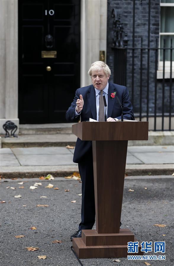 (国际)(3)英国开启大选选战