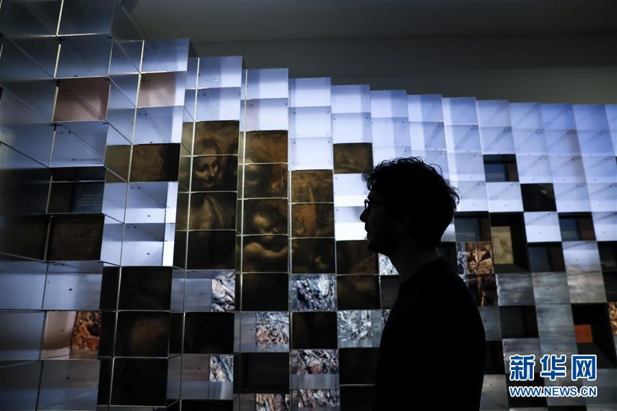 (国际)(3)英国国家美术馆将举办展览 纪念达·芬奇逝世500周年