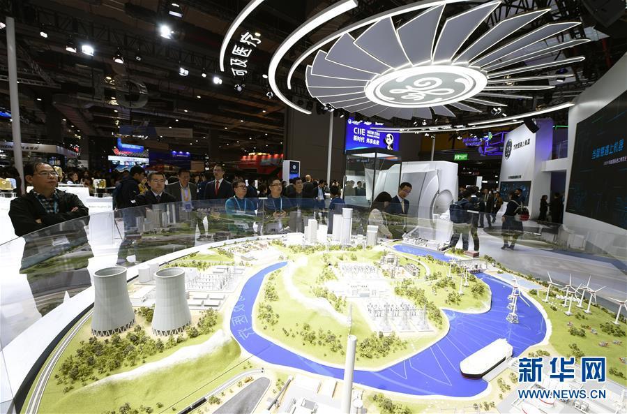 (新华全媒头条·图文互动)(1)中国市场 世界共享——进博会勾勒共赢画卷