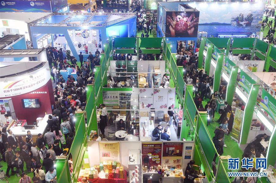 (新华全媒头条·图文互动)(4)中国市场 世界共享——进博会勾勒共赢画卷