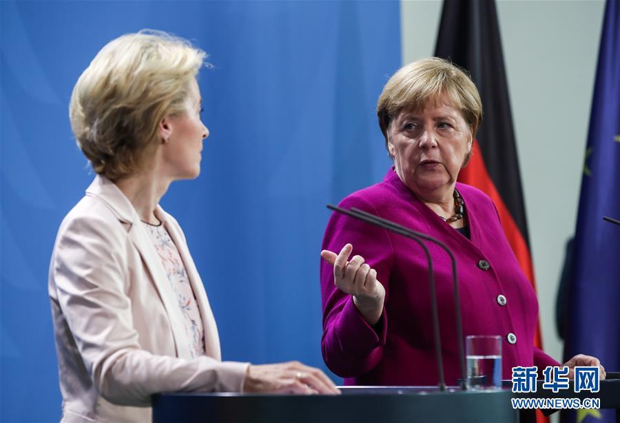 (國際)(3)默克爾重申德國5G建設不排除特定供應商