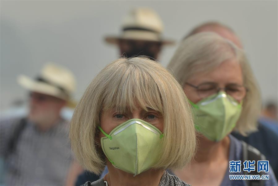 (國際)(1)印度:霧霾中的新德裏