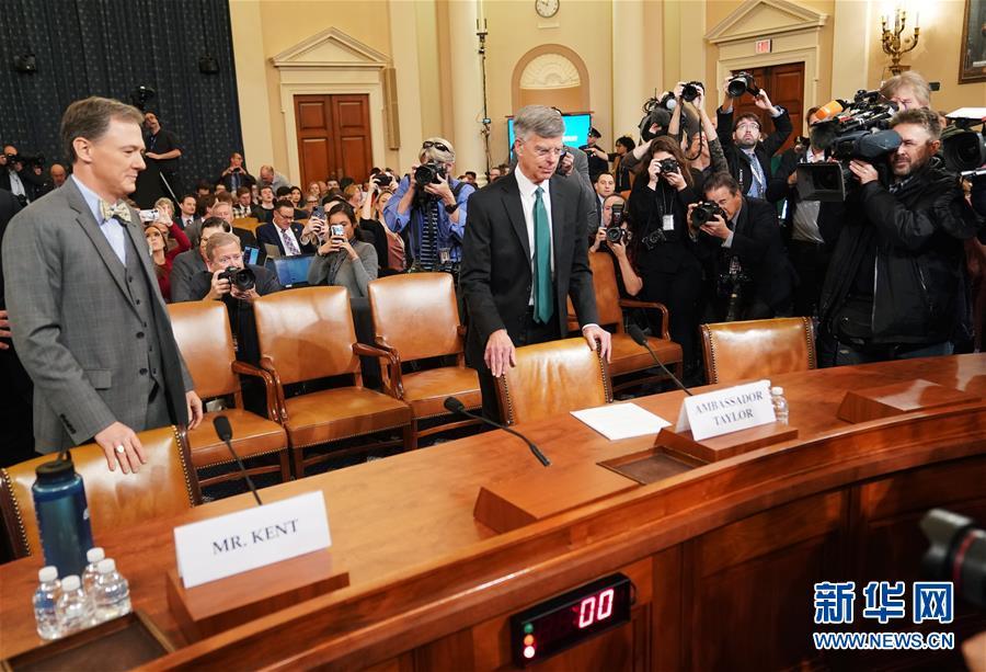 (国际)(2)特朗普弹劾调查进入公开听证阶段