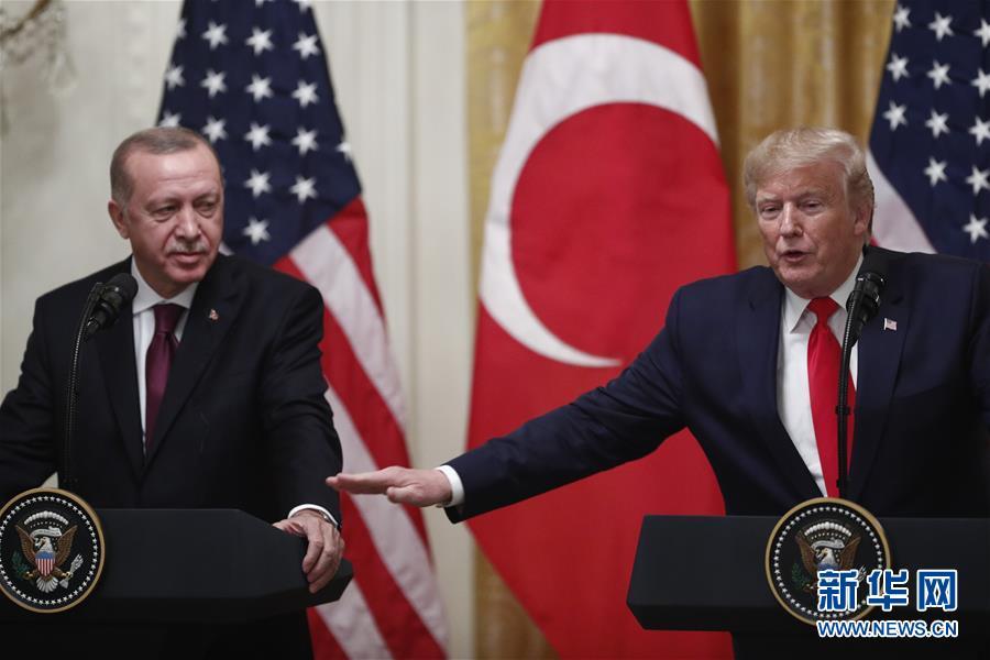 (國際)(2)美土元首會晤未解決有關土購買俄防空導彈的分歧