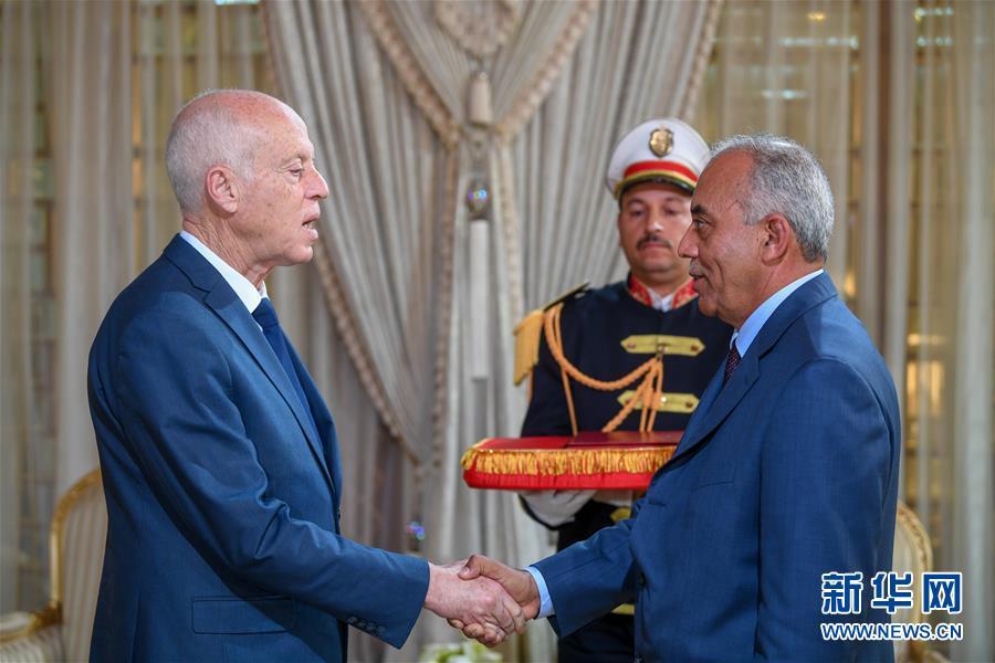 (國際)(1)突尼斯總統授權傑姆裏組閣