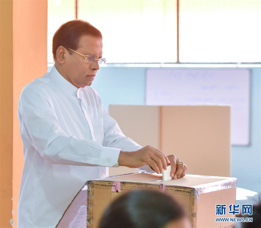 (國際)(2)斯裏蘭卡舉行大選