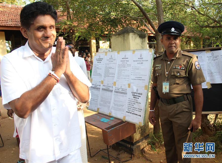 (國際)(3)斯裏蘭卡舉行大選