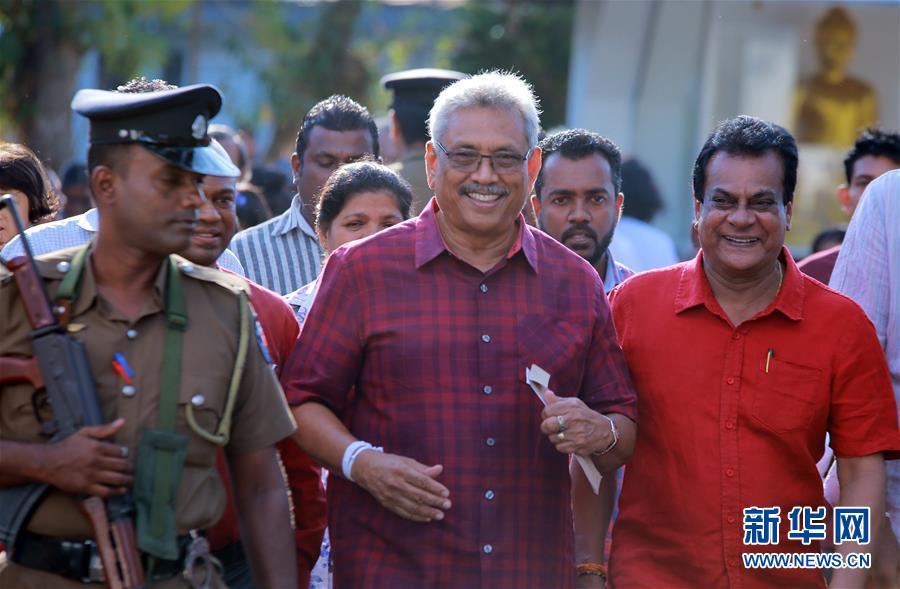 (國際)(6)斯裏蘭卡舉行大選