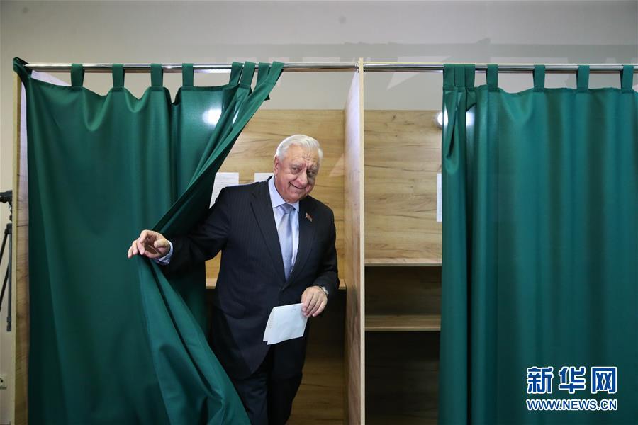 (國際)(2)白俄羅斯舉行議會下院選舉