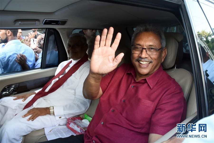 (國際)(3)斯裏蘭卡反對黨候選人贏得總統選舉