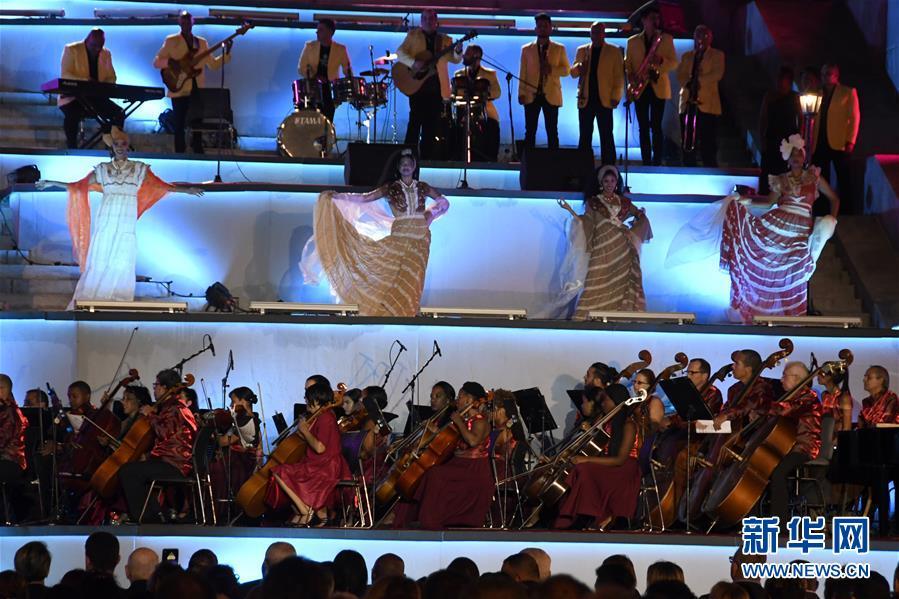(圖文互動)(1)哈瓦那慶祝建城500周年