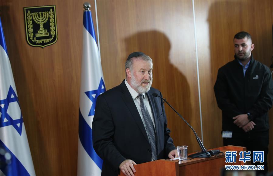 (國際)(2)以色列總理內塔尼亞胡因涉嫌貪腐將被正式起訴