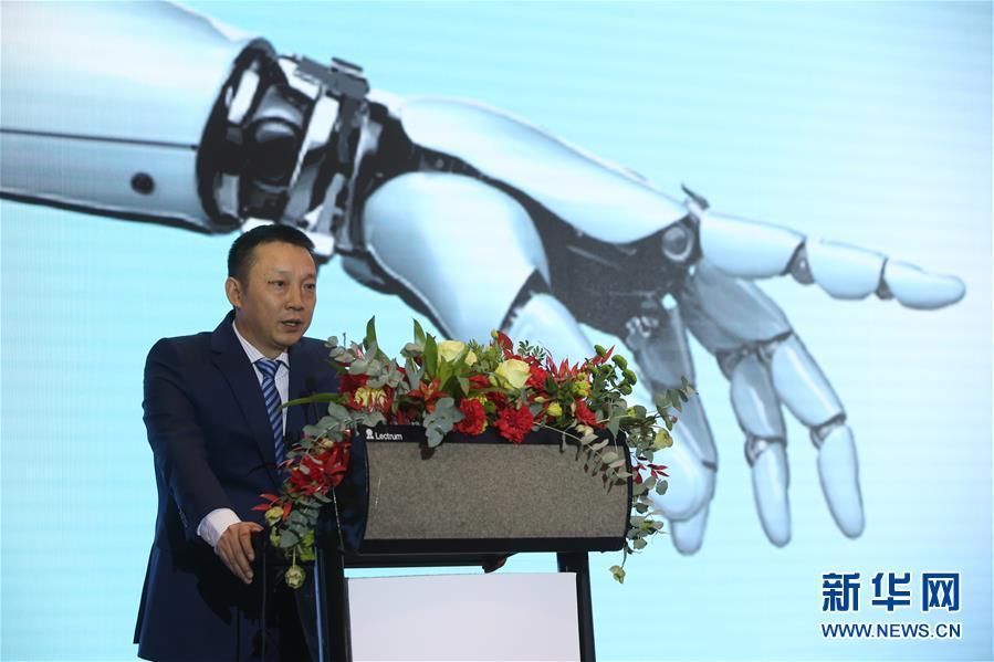 (国际)(1)华为表示愿助力乌克兰数字化转型