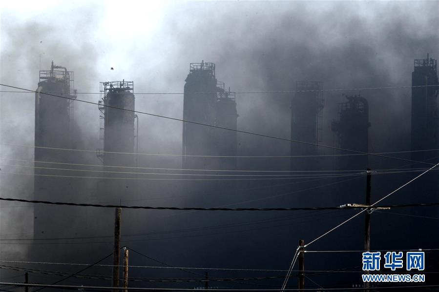 (国际)(3)美国得州一化工厂爆炸已致3人受伤