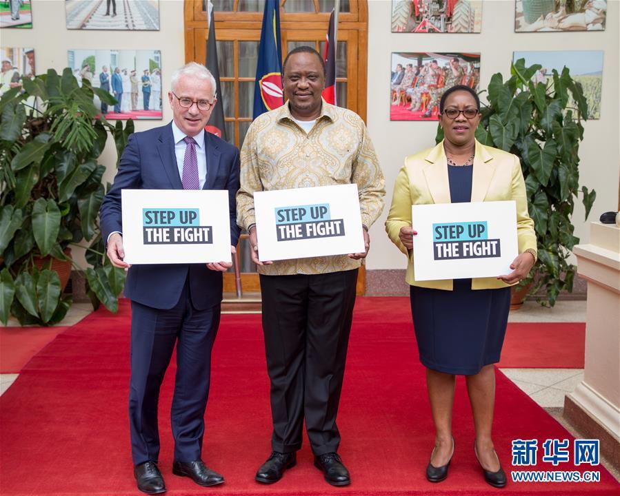 (国际·图文互动)(3)综述:全球抗击艾滋病进展显著 非洲仍面临挑战