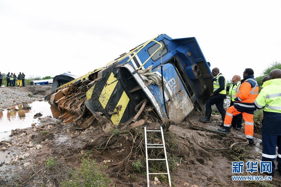 (國際)(4)博茨瓦納一列車脫軌2人死亡