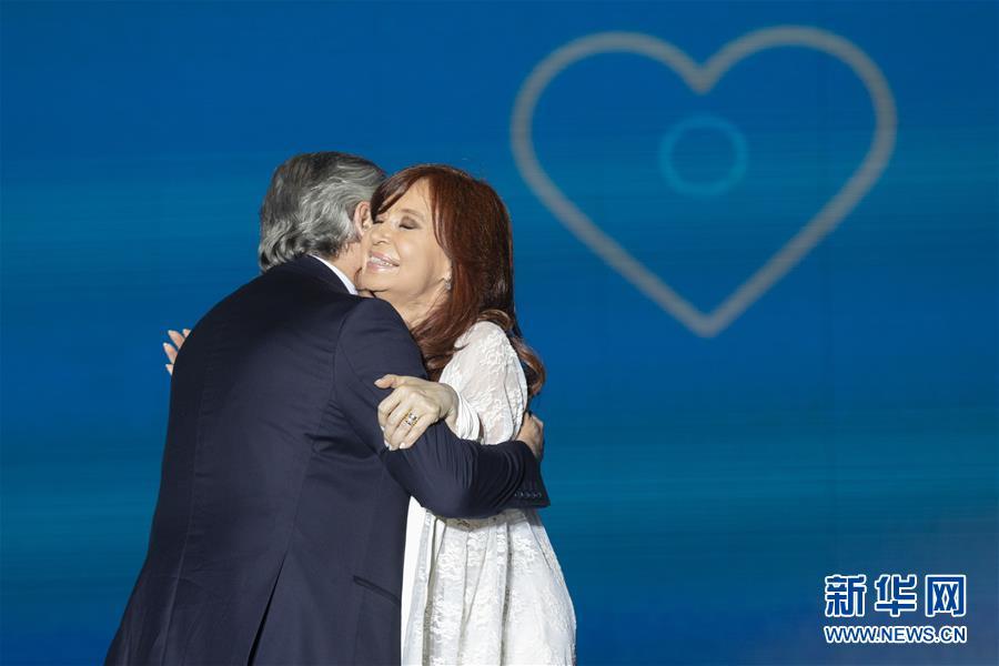 (國際)(5)費爾南德斯正式就職阿根廷總統