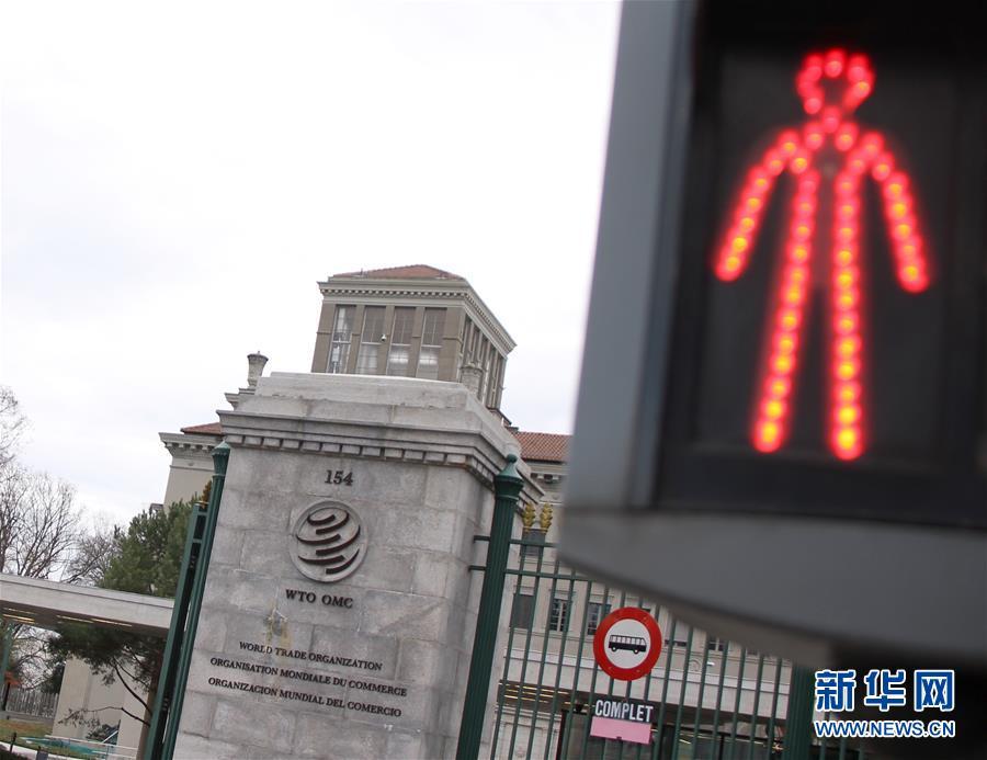 """新华国际时评:谁让""""WTO皇冠上的明珠""""黯然失色"""