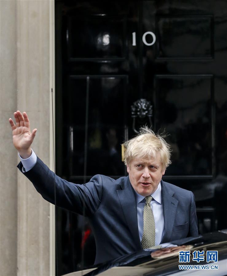 (國際)(2)約翰遜就任英國首相