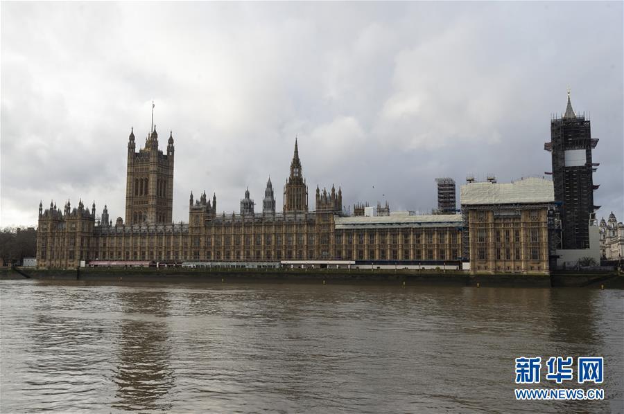 """(国际)(1)英国议会下院原则同意不再延长""""脱欧""""过渡期"""