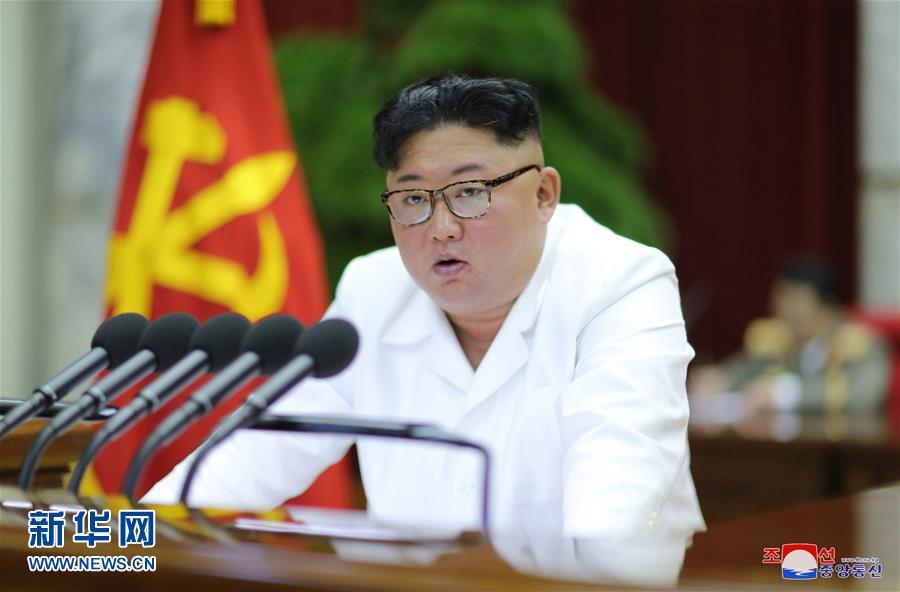 (國際)(1)金正恩:大力發展經濟 保障國家安全