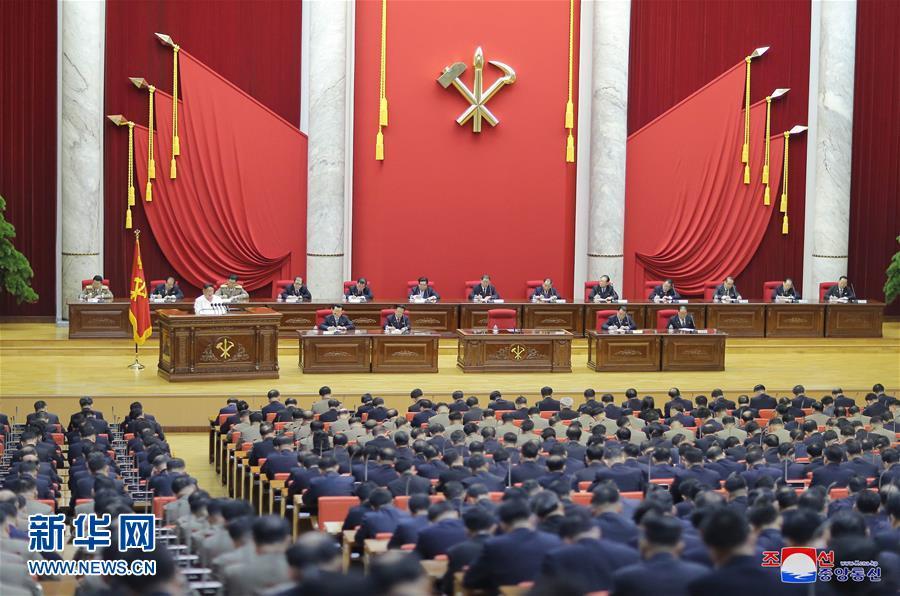 (國際)(2)金正恩:大力發展經濟 保障國家安全