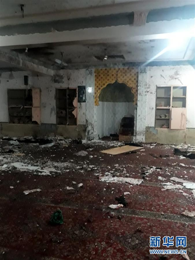 (國際)(5)巴基斯坦奎達一清真寺發生爆炸14死20傷