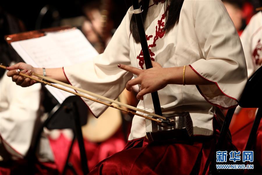 (國際)(1)《魅力絲路·隴上行》音樂會在薩拉熱窩舉行