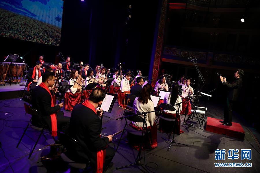 (國際)(3)《魅力絲路·隴上行》音樂會在薩拉熱窩舉行