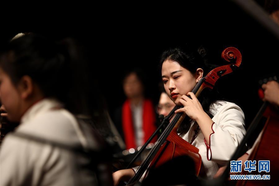 (國際)(6)《魅力絲路·隴上行》音樂會在薩拉熱窩舉行