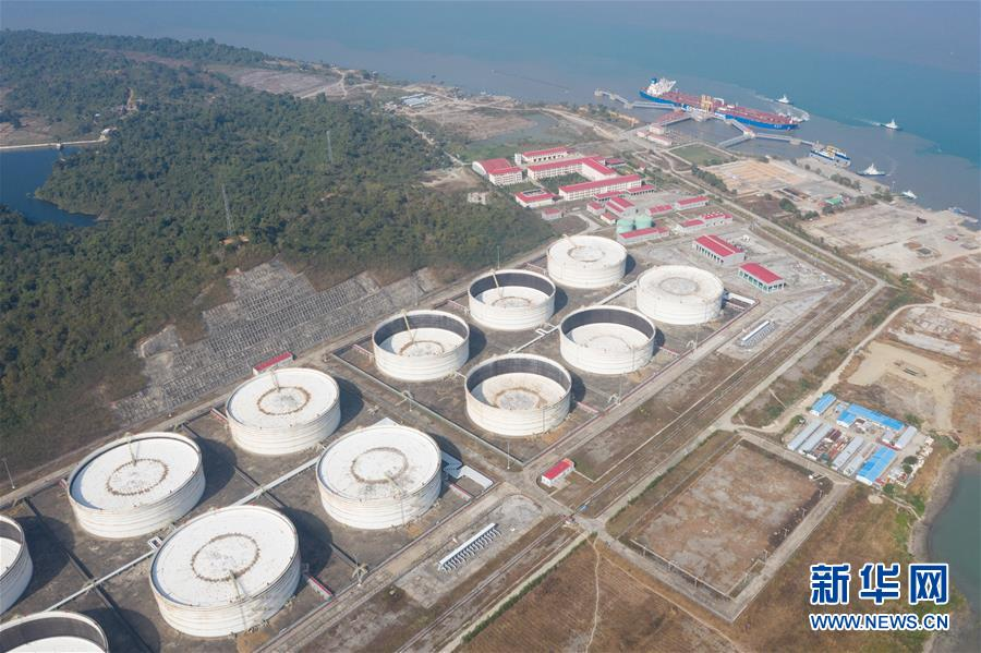 為了保障中緬油氣管道安全平穩運行