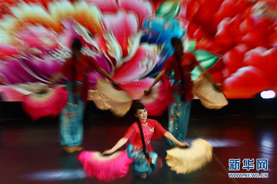 (國際)(1)2020埃及中國春節晚會在開羅舉行