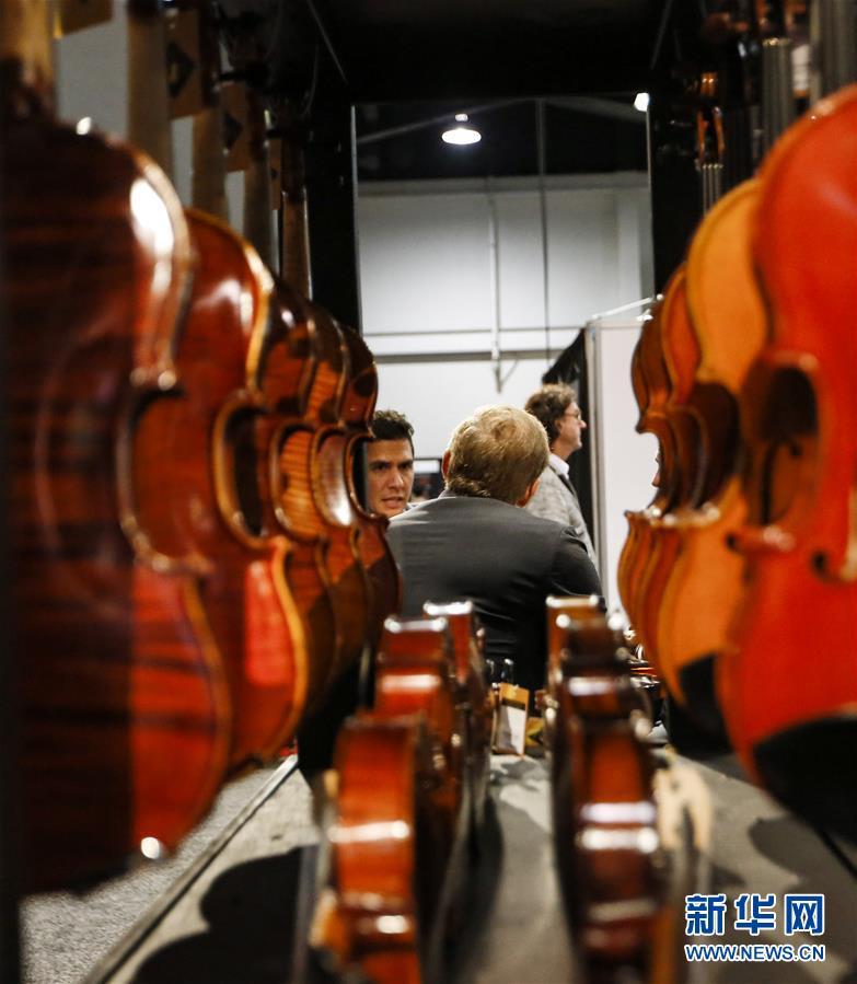 (国际)(2)美国乐器展拉开帷幕