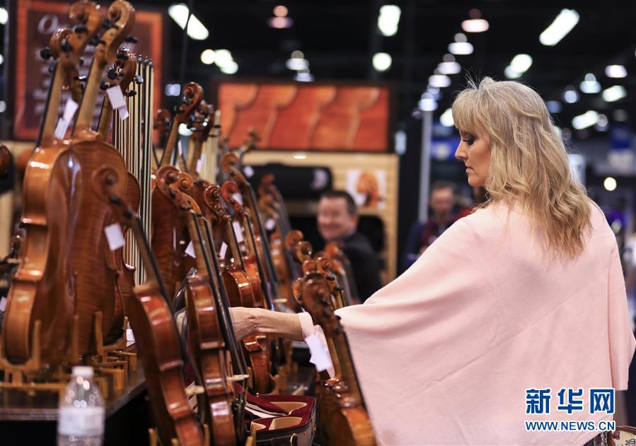 (国际)(4)美国乐器展拉开帷幕