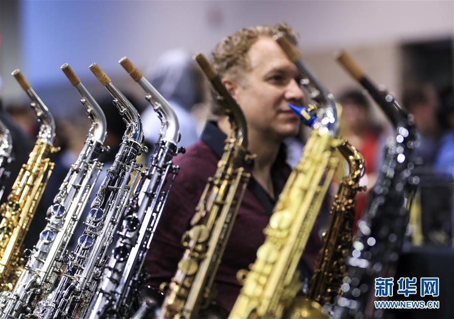 (国际)(5)美国乐器展拉开帷幕