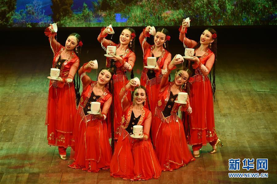 """(XHDW)(2)""""欢乐春节""""活动在孟加拉国举行"""