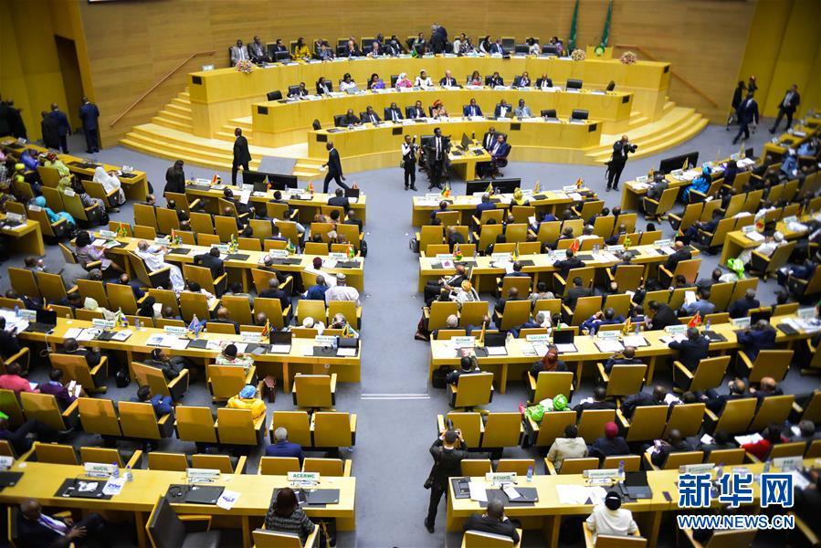(國際)(1)第33屆非盟首腦會議召開