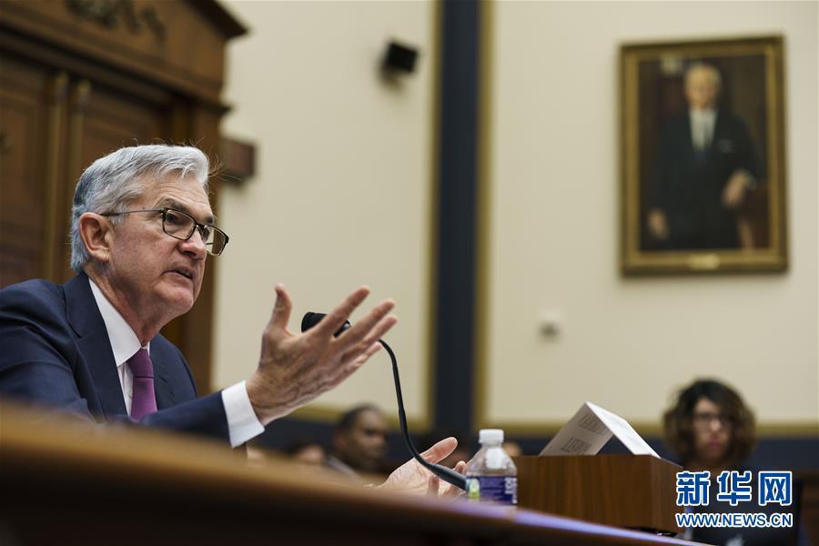 (国际)(1)美联储主席重申当前货币政策合适