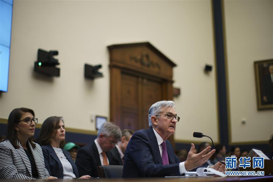 (国际)(2)美联储主席重申当前货币政策合适