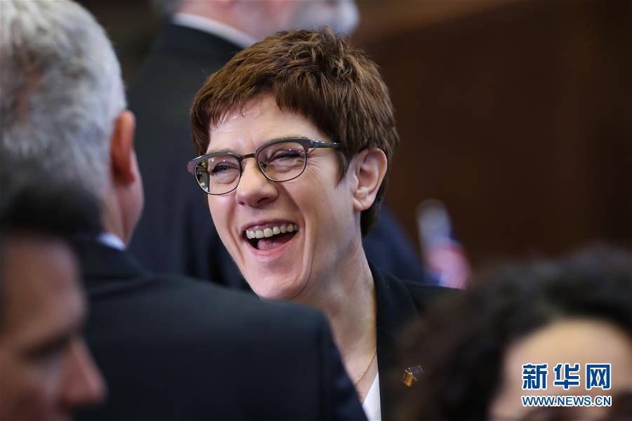 (國際)(4)北約國防部長會議在布魯塞爾閉幕